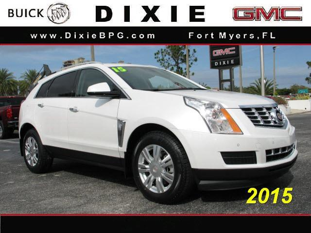 2015 cadillac srx luxury collection luxury collection 4dr suv for sale in fort myers florida. Black Bedroom Furniture Sets. Home Design Ideas