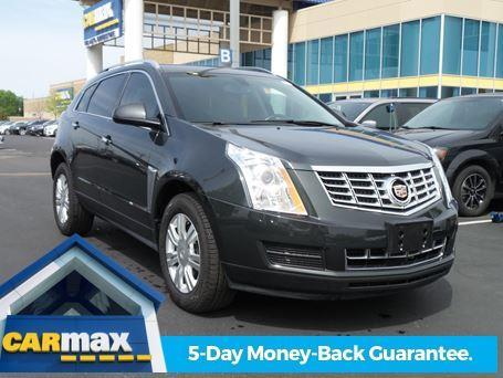2015 cadillac srx luxury collection luxury collection 4dr suv for sale in oklahoma city. Black Bedroom Furniture Sets. Home Design Ideas