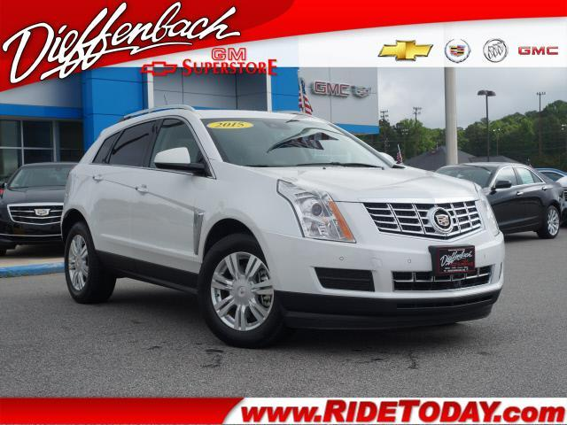 2015 cadillac srx luxury collection luxury collection 4dr suv for sale in rockingham north. Black Bedroom Furniture Sets. Home Design Ideas
