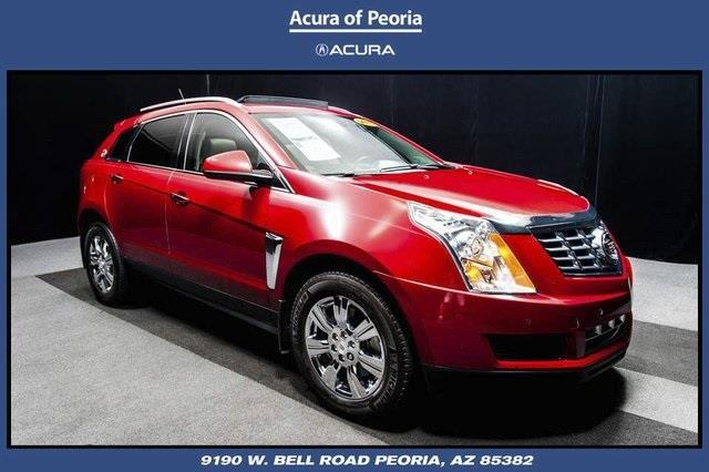 2015 cadillac srx luxury collection luxury collection 4dr suv for sale in peoria arizona. Black Bedroom Furniture Sets. Home Design Ideas