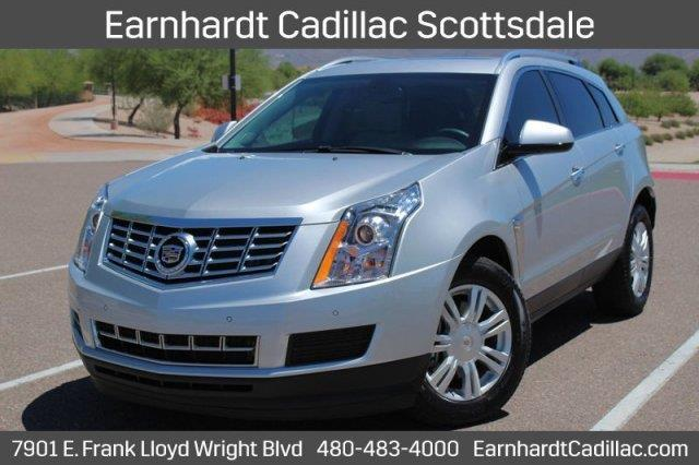 2015 cadillac srx luxury collection luxury collection 4dr suv for sale in scottsdale arizona. Black Bedroom Furniture Sets. Home Design Ideas