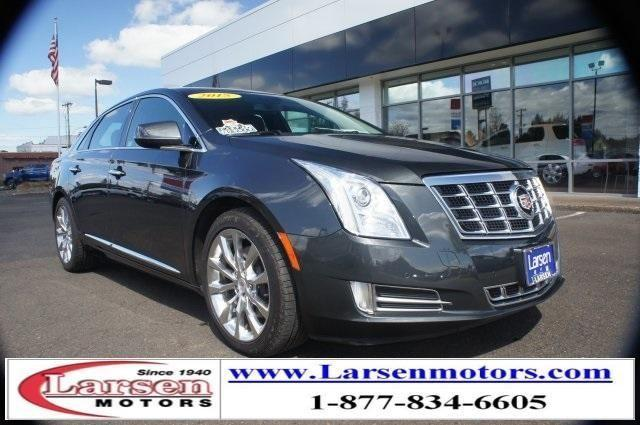 2015 cadillac xts 4d sedan luxury for sale in mcminnville for Larsen motors mcminnville oregon