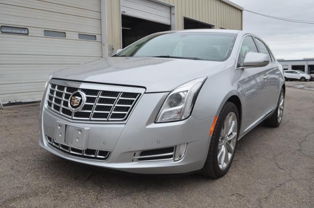 2015 Cadillac XTS Luxury AWD Luxury 4dr Sedan