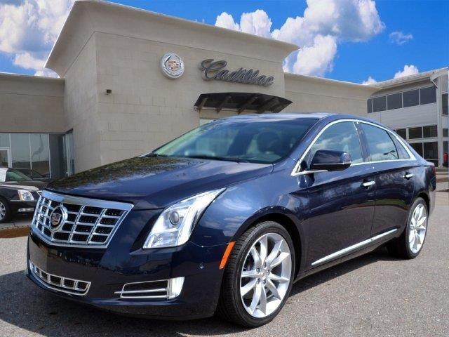2015 Cadillac XTS Premium Premium 4dr Sedan