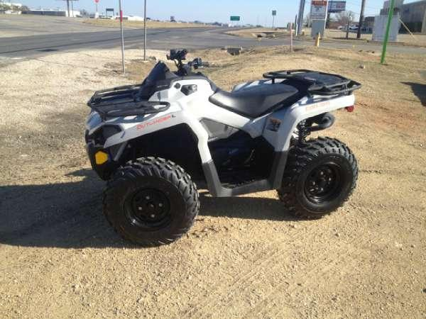 2015 can am outlander l 450 for sale in waco texas classified. Black Bedroom Furniture Sets. Home Design Ideas