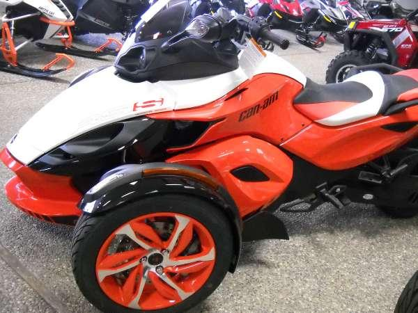 2015 can am spyder rs s special series se5 for sale in chesney shores illinois classified. Black Bedroom Furniture Sets. Home Design Ideas