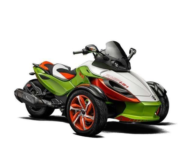 2015 Can-Am Spyder RS-S Special Series SE5