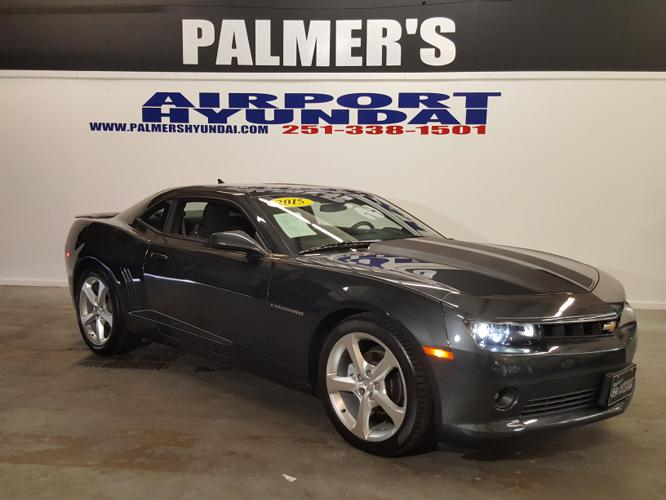 2015 Chevrolet Camaro Lt Lt 2dr Coupe W 1lt For Sale In