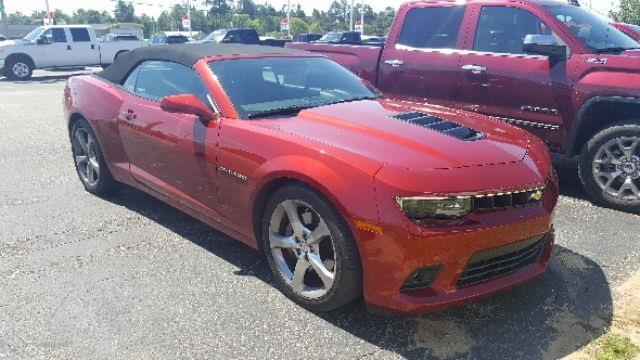 2015 Chevrolet Camaro SS SS 2dr Convertible w/2SS