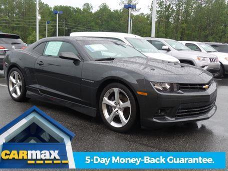 2015 Chevrolet Camaro SS SS 2dr Coupe w/1SS