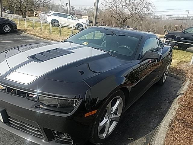 2015 Camaro Ss For Sale >> 2015 Chevrolet Camaro Ss Ss 2dr Coupe W 2ss