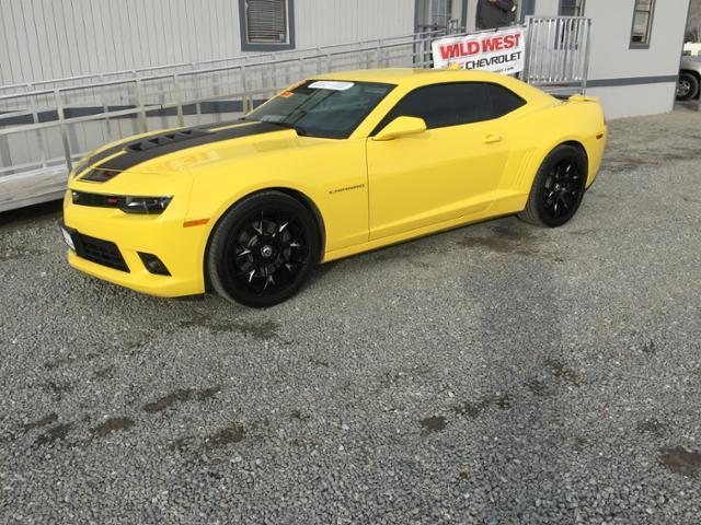 2015 Chevrolet Camaro SS SS 2dr Coupe w/2SS