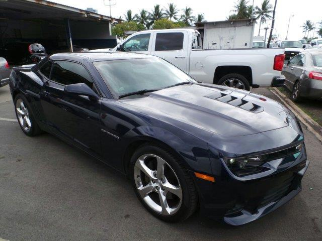 2015 chevrolet camaro ss ss 2dr coupe w 2ss for sale in honolulu hawaii classified. Black Bedroom Furniture Sets. Home Design Ideas