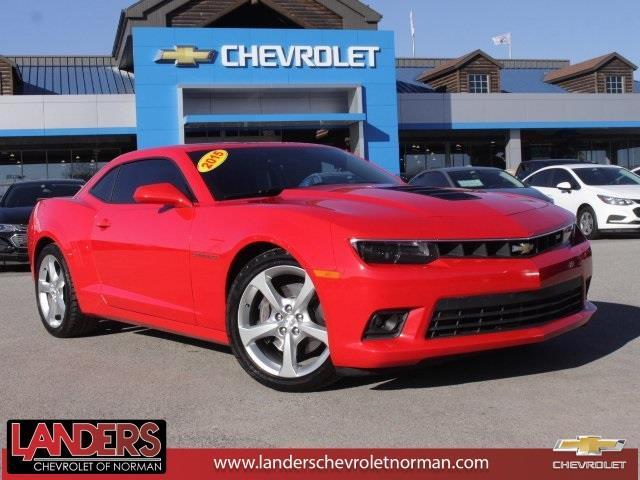 2015 chevrolet camaro ss ss 2dr coupe w 2ss for sale in norman oklahoma classified. Black Bedroom Furniture Sets. Home Design Ideas