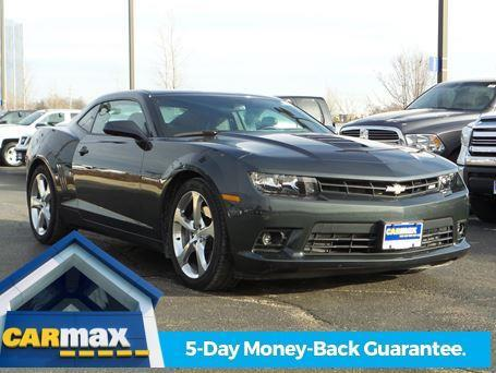 2015 Chevrolet Camaro SS SS 2dr Coupe w 2SS for Sale in Naperville