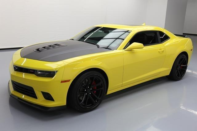 2015 Chevrolet Camaro Ss Ss 2dr Coupe W 2ss For Sale In