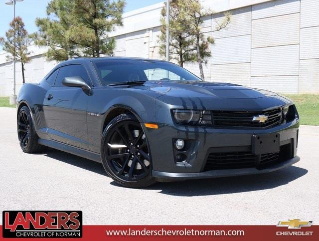 2015 Chevrolet Camaro Zl1 Zl1 2dr Coupe For Sale In Norman