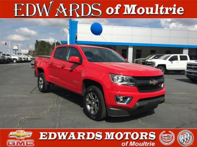 2015 chevrolet colorado 4x4 crew cab z71 for sale in moultrie georgia classified. Black Bedroom Furniture Sets. Home Design Ideas
