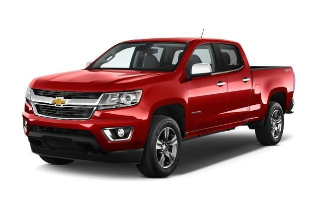 2015 Chevrolet Colorado LT 4x2 LT 4dr Crew Cab 5 ft. SB