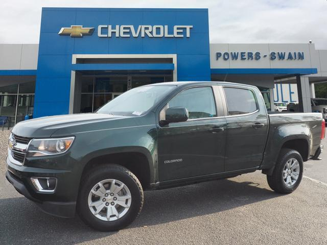 2015 chevrolet colorado lt 4x2 lt 4dr crew cab 5 ft sb. Cars Review. Best American Auto & Cars Review