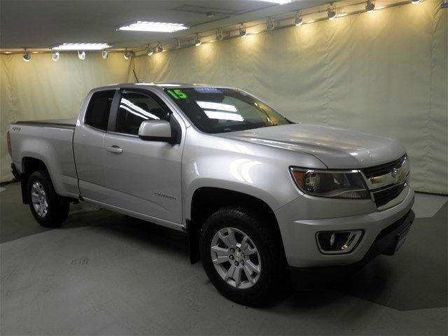 2015 chevrolet colorado lt 4x4 lt 4dr extended cab 6 ft lb for sale in duluth minnesota. Black Bedroom Furniture Sets. Home Design Ideas