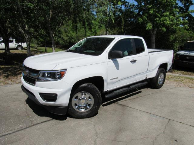 2015 Chevrolet Colorado Work Truck 4x2 Work Truck 4dr