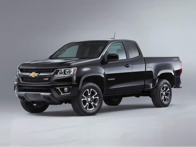 2015 Chevrolet Colorado Z71 4x2 Z71 4dr Crew Cab 5 ft.
