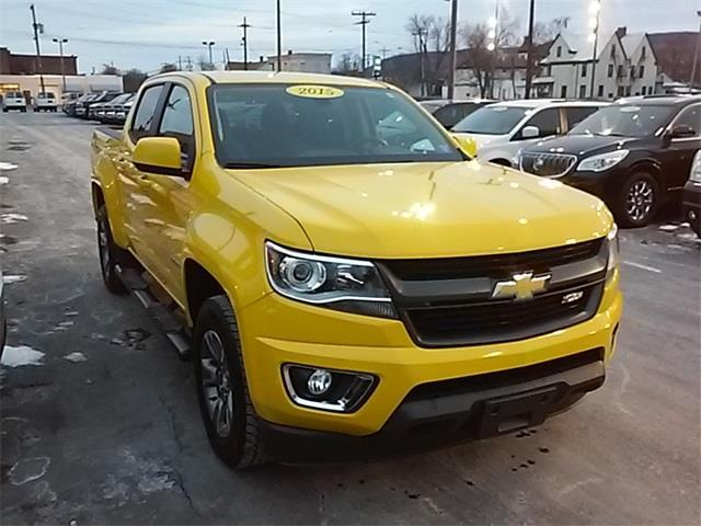 2015 Chevrolet Colorado Z71 4x4 Z71 4dr Crew Cab 5 ft.