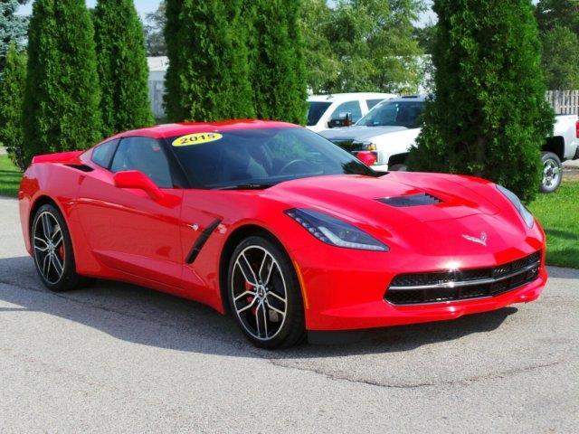 2015 chevrolet corvette stingray z51 stingray z51 2dr coupe w 2lt for sale in meskegon michigan. Black Bedroom Furniture Sets. Home Design Ideas