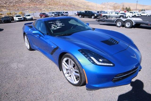 2015 chevrolet corvette stingray z51 stingray z51 2dr coupe w 3lt for sale in carson city. Black Bedroom Furniture Sets. Home Design Ideas
