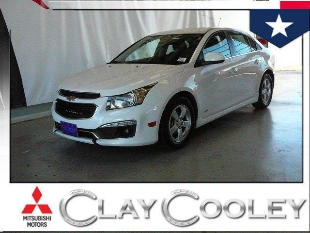 2015 Chevrolet Cruze 1LT Auto 1LT Auto 4dr Sedan w/1SD