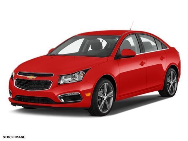 2015 Chevrolet Cruze 2LT Auto 2LT Auto 4dr Sedan w/1SH