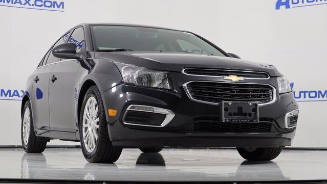American Auto Sales Killeen Tx: 2015 Chevrolet Cruze ECO Auto ECO Auto 4dr Sedan W/1SF For