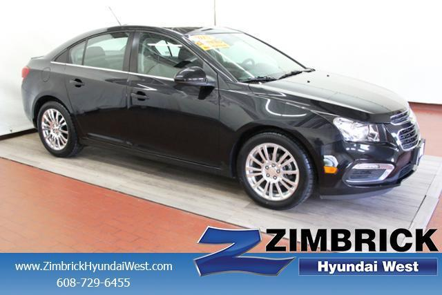2015 Chevrolet Cruze ECO Manual ECO Manual 4dr Sedan