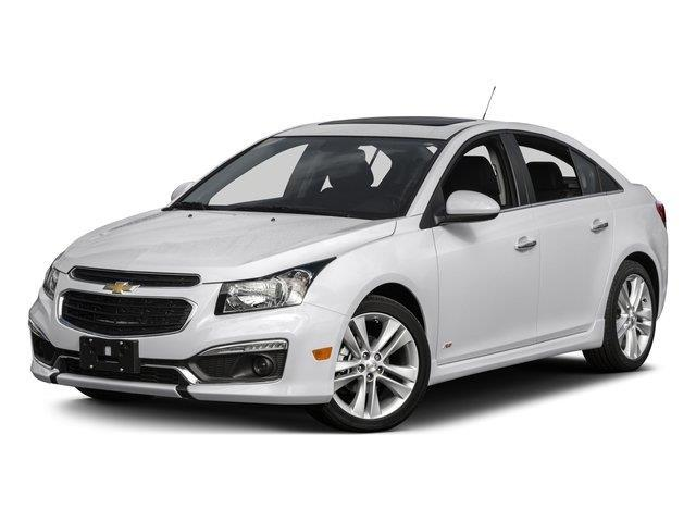 2015 Chevrolet Cruze L Manual L Manual 4dr Sedan