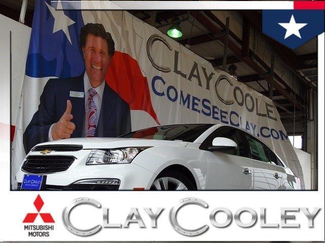 2015 Chevrolet Cruze LTZ Auto LTZ Auto 4dr Sedan w/1SJ
