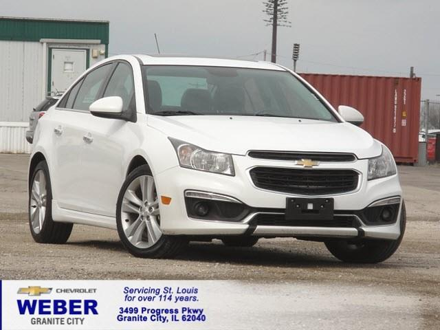 2015 chevrolet cruze ltz auto ltz auto 4dr sedan w 1sj for sale in granite city illinois. Black Bedroom Furniture Sets. Home Design Ideas