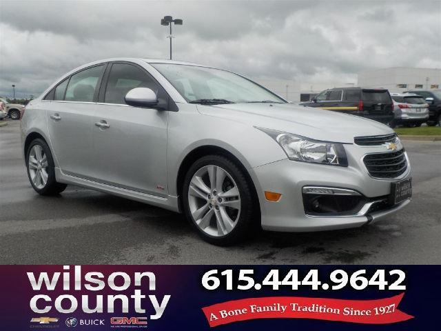 2015 chevrolet cruze ltz auto ltz auto 4dr sedan w 1sj for sale in lebanon tennessee classified. Black Bedroom Furniture Sets. Home Design Ideas