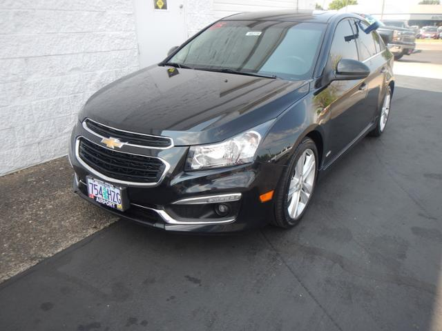 2015 chevrolet cruze ltz auto ltz auto 4dr sedan w 1sj for sale in medford oregon classified. Black Bedroom Furniture Sets. Home Design Ideas