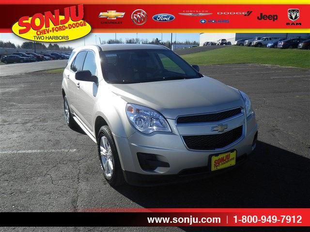 2015 chevrolet equinox ls awd ls 4dr suv for sale in two harbors minnesota classified. Black Bedroom Furniture Sets. Home Design Ideas