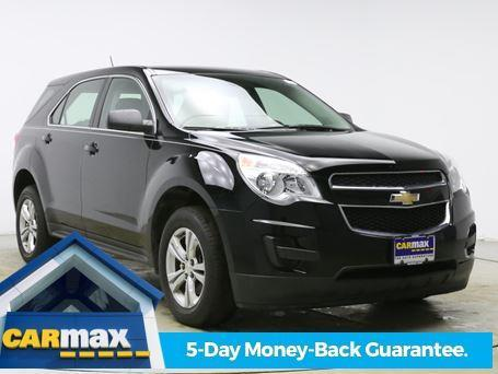 2015 chevrolet equinox ls ls 4dr suv for sale in parker. Black Bedroom Furniture Sets. Home Design Ideas