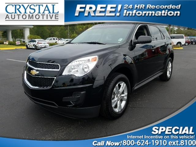 2015 chevrolet equinox ls ls 4dr suv for sale in brooksville florida classified. Black Bedroom Furniture Sets. Home Design Ideas