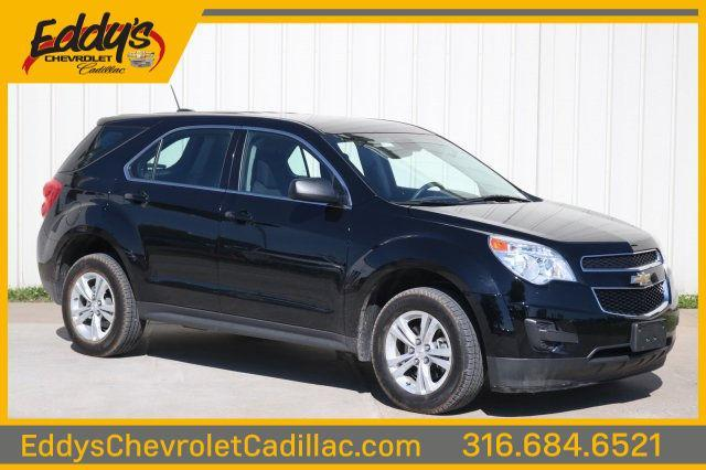 2015 chevrolet equinox ls ls 4dr suv for sale in wichita. Black Bedroom Furniture Sets. Home Design Ideas