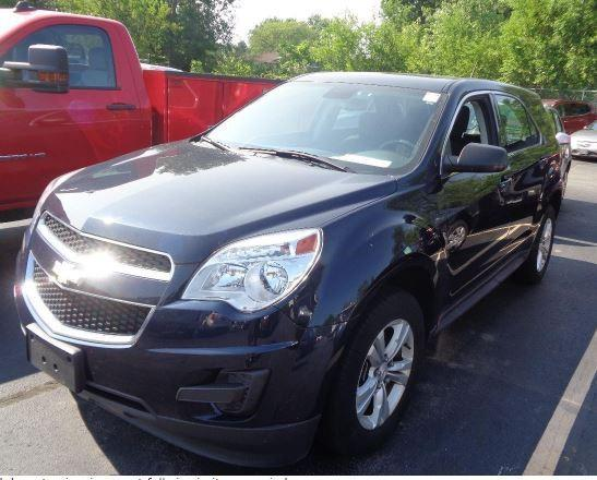 2015 chevrolet equinox ls ls 4dr suv for sale in saint. Black Bedroom Furniture Sets. Home Design Ideas