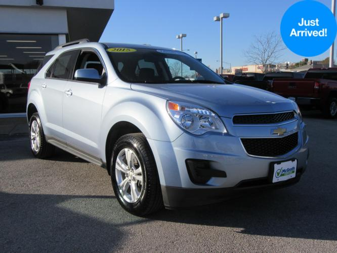 2015 chevrolet equinox lt lt 4dr suv w 1lt for sale in dubuque iowa classified. Black Bedroom Furniture Sets. Home Design Ideas