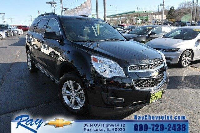 2015 chevrolet equinox lt lt 4dr suv w 1lt for sale in fox lake illinois classified. Black Bedroom Furniture Sets. Home Design Ideas
