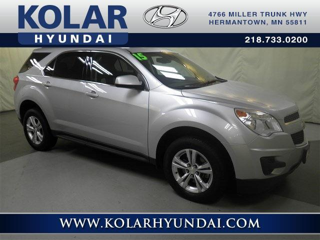 2015 chevrolet equinox lt lt 4dr suv w 1lt for sale in duluth minnesota classified. Black Bedroom Furniture Sets. Home Design Ideas