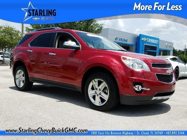 2015 chevrolet equinox ltz awd ltz 4dr suv for sale in saint cloud florida classified. Black Bedroom Furniture Sets. Home Design Ideas