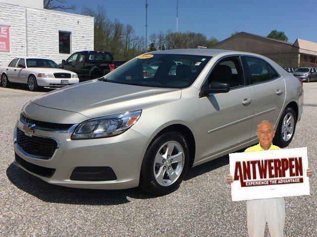 Chevrolet Tires Baltimore >> 2015 Chevrolet Malibu LS Fleet LS Fleet 4dr Sedan for Sale in Baltimore, Maryland Classified ...