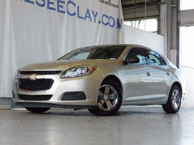 2015 Chevrolet Malibu LS Fleet LS Fleet 4dr Sedan